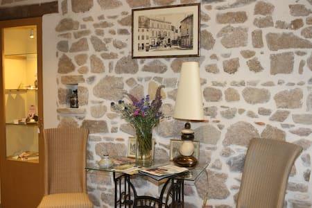 aux pierres magiques - Saint-Laurent-de-Chamousset - Bed & Breakfast
