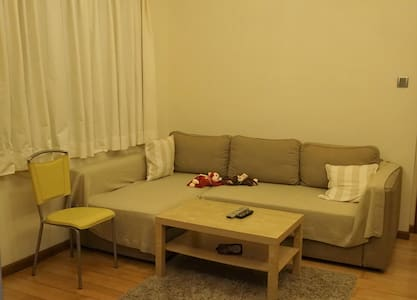 Cozy 1 bedroom apt near the escalators - Hong Kong - Appartement