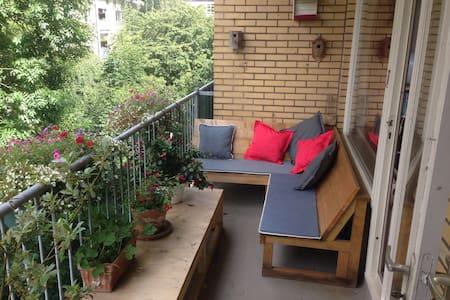 Big light apartment in Utrecht - Utrecht - Byt