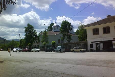 Stefan - Kostel - Casa de huéspedes