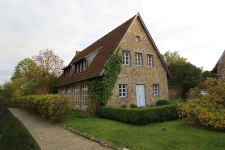 1 süßes DZ neben Wasserschloss!!! - Hülsede - Casa
