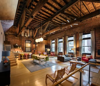 Stunning, unique luxury apartment - New Haven