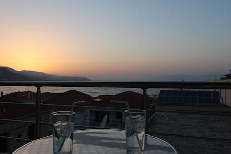 "Flat/Apt ""Sunset"" panoramic seaview - Appartement"