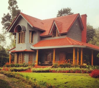 Victory Home Stay - Coorg's Treausre - Pollibetta - Wohnung