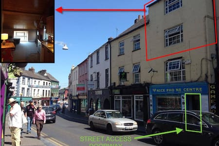 Rose Inn Self Catering 1 Bedroom Apartment - Kilkenny - Apartemen