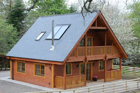 Fearnag Lodge, Farr, Inverness - Chalet