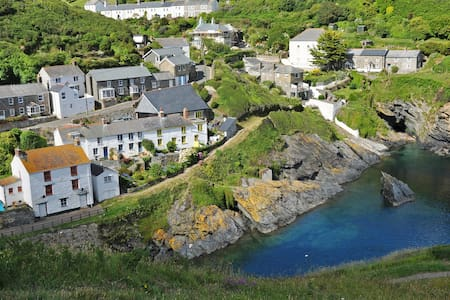 1 Cliff Cottages, Portloe - Portloe - Rumah