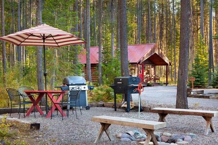 Reclusive Moose Cabin - Cabin
