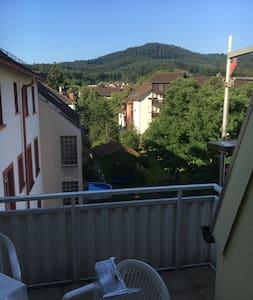 Moderne und helle Wohnung - voll ausgestattet - Baden-Baden - Lejlighed
