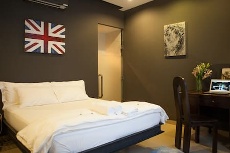 Private Suite in Social Club #4 - Ho Chi Minh City - Bed & Breakfast