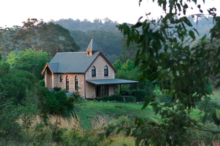 The Chapel Clarendon Forest Retreat - House