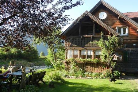 Naturverbundenheit mit schöner Aussicht - Apartment
