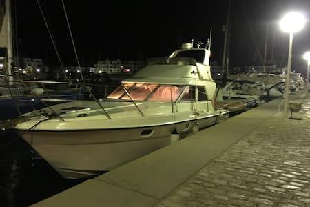 Bateau fairline - Hammam Sousse - Boat
