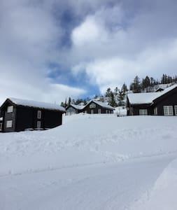 Familiehytte på Norefjell - Norefjell
