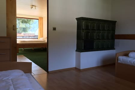 2 rooms for 4 guests (no kitchen) (Z4) - Söll