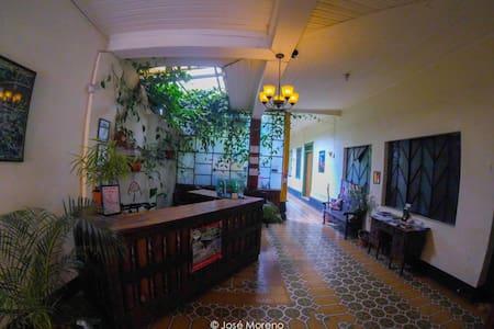 Beautiful room, private bathroom - Hus