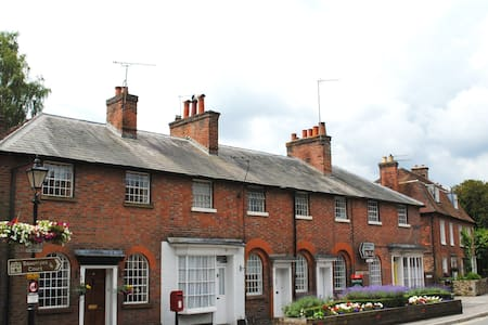 Cosy Cottage In Historic Westerham - Huis