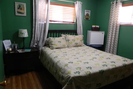 Comfy room close to OSU/downtown! - Ház