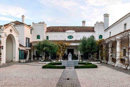 Villa de lujo entre Sevilla y Playa - Sanlúcar la Mayor