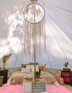 Glamping Experience - Tent