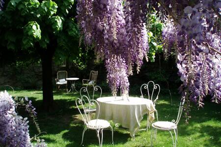 Chambres d'hotes de charme dans belle maison - Thonon-les-Bains - Bed & Breakfast