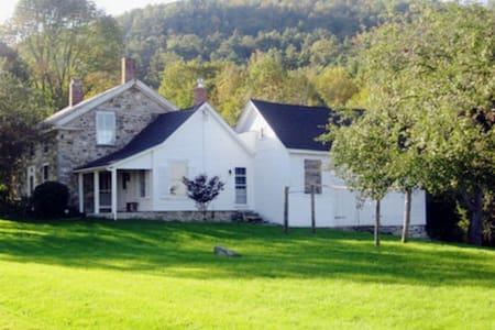 Porcupine Farm - Maison