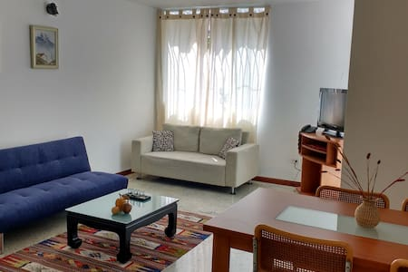 Comfortable apartment in Los Palos Grandes - Lakás