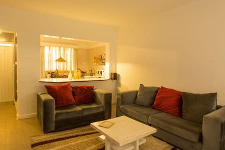 Cozy apartment in Upper Hill Nairobi - Nairobi - Wohnung