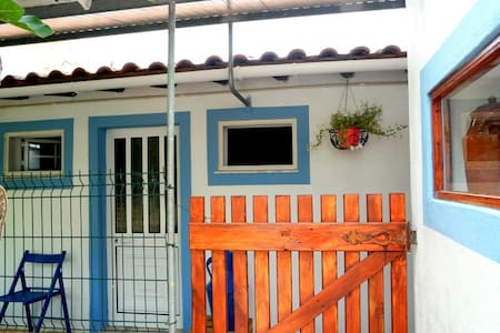 Country Side Blue House / 10m from Beaches by Car - Casa