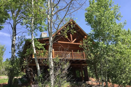 COZY CABIN, A FISHERMAN'S PARADISE, FALL SPECIAL! - Cabane