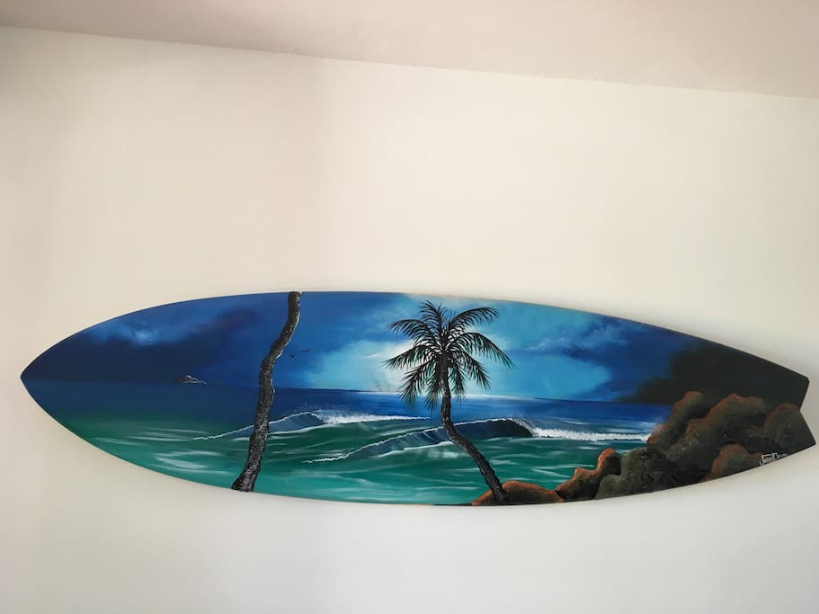 Rincon is the surfing capital of Puerto Rico!