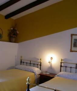 Casa#La Cubilla#grande#piscina!! - Huis
