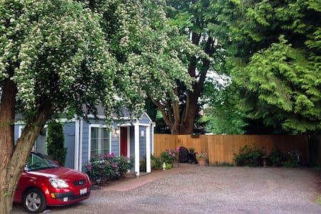 Cámara de mantequillas - Tukwila - Casa