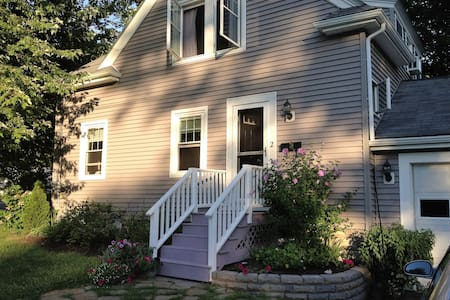 All the Comforts of Home in Cape Elizabeth - House
