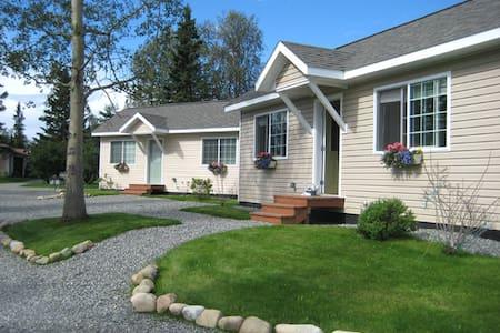 Alaska Garden Gate B&B and Cottages - Palmer