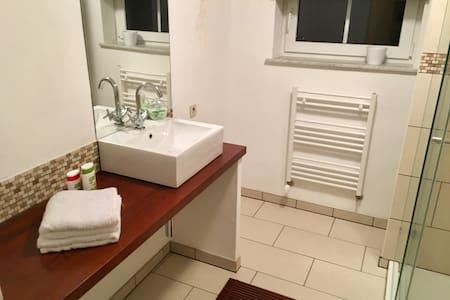Ruhige Wohnung mit Terrasse im Bayerischen Wald - Rimbach - 公寓