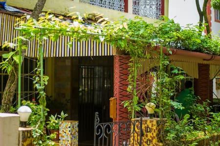 Spacious 2 Bedrooms Near Miramar Beach - Panaji - Wohnung