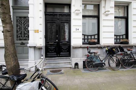 Rustig op het bruisende Zuid - Antwerpen