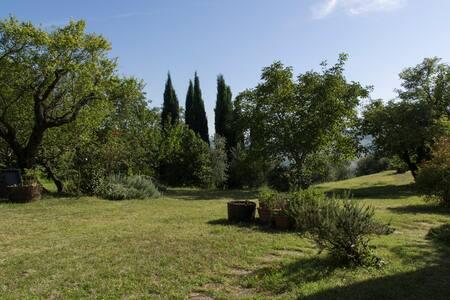 La casa in Contrada Madonna del Piano - Staffolo - Villa