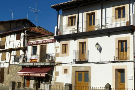 Apartments Entre Fuentes 1-6 persons - Cuacos de Yuste - Apartament