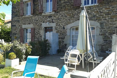 Escapade en Auvergne - Townhouse