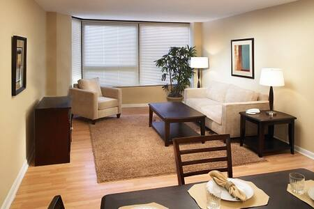 Perfect 1bd/1bth, best location, wifi & parking! - Lägenhet