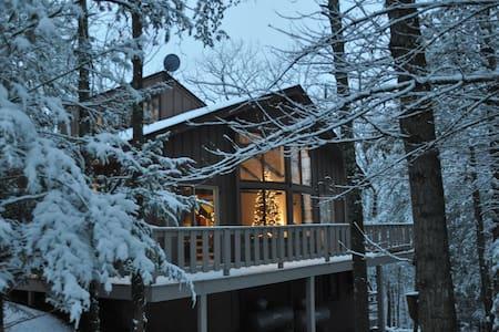 """""""Lark's Nest"""" on Bryce Resort - Mount Jackson - Casa"""