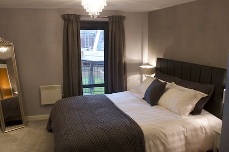 118: Luxury Newcastle/Gateshead Quayside Apartment - Gateshead - Apartmen