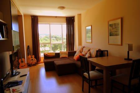 Acogedor apto. a 15 min. de Santiago de Compostela - Apartment