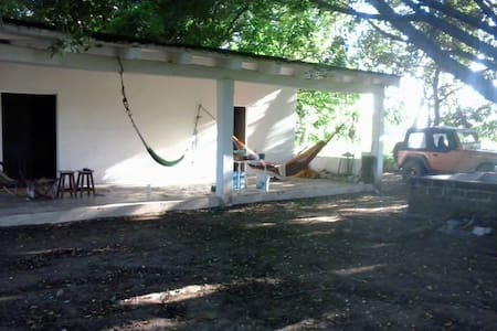 CAMPING, PLACE TO STAY - Chalet