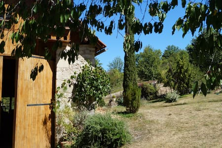 Cadre bucolique en Dordogne - Dům