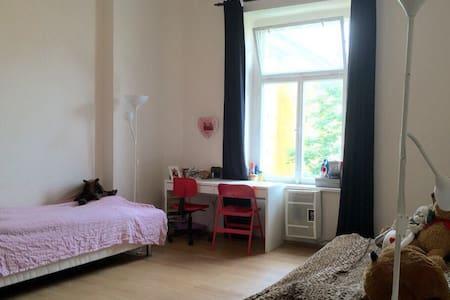 Nice flat near subway - Leilighet