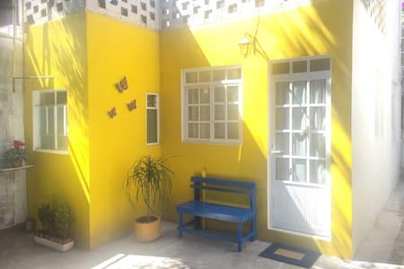 Luminoso estudio en Coyoacán - Mexiko-Stadt - Loft