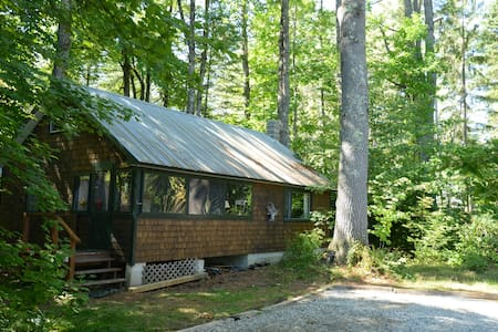 Kezar Lake Cottage: The Coop - Lovell - Pension